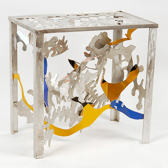 Table sculpture